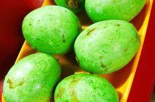 台湾绿岛才有美食 大叶橄榄和花生豆花