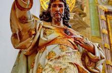 圣Idelfonso教堂(西班牙语:伊格莱西亚圣方索)是巴洛克风格的教堂位于城市的历史中心托莱多,在