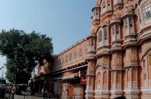 印度斋普尔风之宫殿……