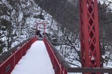 定山溪二见桥