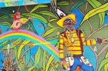 如果想要感受浓郁的南美色彩,那就从这条巷子开始-蝙蝠侠胡同 (有下篇)[奸笑]