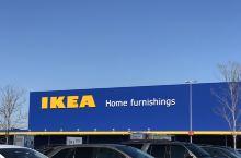 宜家—老美的店就是大气,各种货品错落有致,又排练整齐,空间广阔,走进去感觉非常舒服,有些货架非常高,