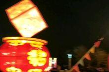 元宵节在诏安梅峰公园看花灯