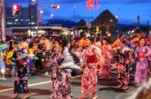 """一年一度 北海 道最大的盛会""""北海肚脐祭""""!   富良野 北海肚脐祭,是富良野地区最有特色的一个节日"""