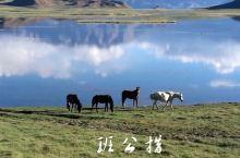 """班公措位于中国西藏自治区最西部的阿里地区的界湖,藏民称为""""哥木克哥那喇令错"""",又称"""