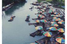 桂林小众地——遇龙河  漓江有很多支流,遇龙河就是其中一段,发源于临桂县白粘岭,流经阳朔的利学、延村