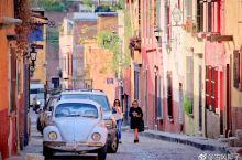 艺术之城圣米格尔-色彩与艺术的完美演绎  圣米盖尔市是1542年欧洲来此的传教士胡安-圣米盖尔始建,