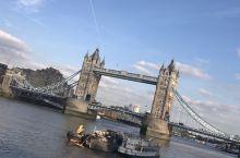 伦敦塔桥和海德公园