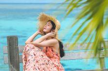 马布岛最美水上度假村完整拍照攻略! 虽然因为手指受伤缝针不能下水,也没有订到网红卡帕莱水上屋,但是马