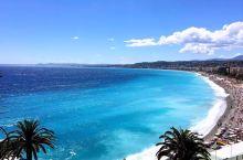 法国尼斯的天使湾,综艺节目《花样爷爷》取景地。  天使湾是法国蔚蓝海岸上最秀美的一段。这里的海十分湛