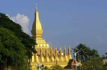 老挝最尊高的佛塔...