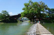 风调雨顺,国泰民安,中国廊桥之乡。