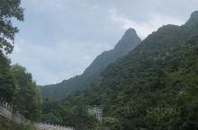 非常好玩的大觉山漂流,一路惊险刺激。