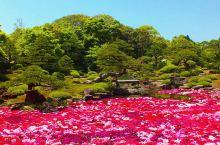 典型的日本园林式公园——由志园    景区地址:1260-2 Yatsukacho Hanyu,Ma