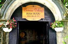 巴拿山——红酒酒窖来一杯