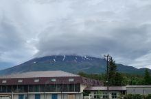 富士山真的很神奇