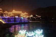 苏州园林风格 徽派建筑 雅致的灯展