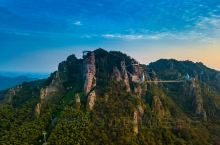 我在马仁奇峰风景区