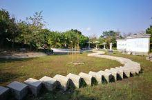 """北海园博园是一个以""""花海丝路、绿映珠城""""为主题,突出体现北海城市发展的历史与滨海文化特色,由会址公园"""