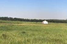 包头的城中草原湿地,运动健身看风景的好去处