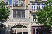 波尔图莱罗书店,全球最美的十大书店之一,哈利.波特作者的灵感来源之地,要排队购门票,5欧元,排队进入