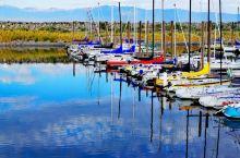 盐湖城 : 城小,湖很大   盐湖城真还有个大盐湖 Great Salt Lak
