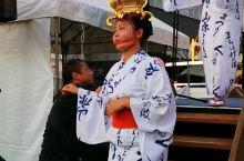 """来,跟着我的镜头,带你慢慢欣赏和感受,熊本県山鹿市传统文化""""灯笼节""""!"""