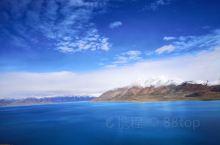 当惹雍错是西藏最古老的雍仲本教徒崇拜的最大的圣湖,也是西藏第三大湖。当惹雍错为南北走向,形如鞋底的大