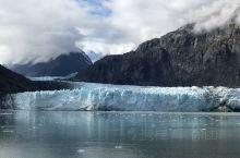 阿拉斯加冰河湾国家公园 马杰瑞冰川