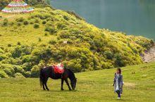 冶力关冶海:甘南的天池 冶海,位于甘肃省临潭县八角乡与冶力关镇交界处于海拔2610米的山顶峡谷中,属