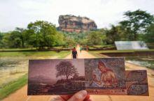 斯里兰卡锡吉里耶·狮子岩旅游掠影:         一座用了18年时间建造在橘红色巨岩上的空中宫殿,