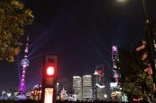 国庆中的上海 璀璨外滩滨江灯光秀 摩肩接踵的南京路 鲜花妆点的世纪广场 世纪公园的音乐会 秋色渐浓的