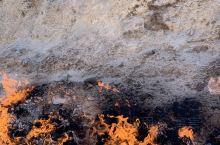 阿塞拜疆泥火山
