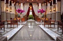 摩洛哥皇家曼苏尔马拉喀什酒店  Royal Mansour, Marrakesh, Morocco