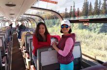 阿拉斯加·270度玻璃穹顶观光火车        这是一条始建于一百年前克朗代克淘金热潮期间的阿拉斯
