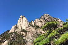 黄山归来不看山,登上世界文化遗产保护美丽黄山一直是我的愿望,由于身体一直不敢挑战,没有想到昨天自己竟