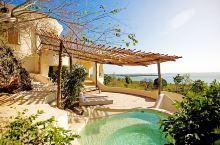 桑岛这家浪漫的酒店只有情侣才可以入住哦 桑给巴尔Zanzibar是世界上最美的岛屿之一,因气候温和宜