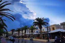 到达Rethymno时还在下雨,一停车雨就停了,这个海港城市,真的喜欢!