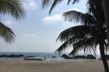 漂亮的海滩