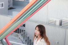 光州必打卡的网红地肯定是咖啡街! 很多韩国妈妈送完小孩会来约着在咖啡街喝咖灰,聚一起聊八卦交换家常情