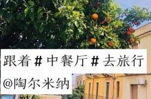 跟着综艺去旅游   流年绕指化为沙—— 陶尔米纳 (Taormina)