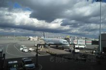 旅途飞行瞬间:繁忙的特鲁多机场