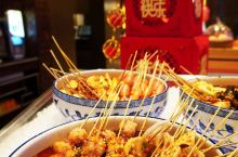 新年将到,带着家人来曲阜香格里拉过大年吧!自助餐厅非常平价人均晚餐只要198元,食材都很不错! 详细