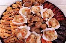 美食无处不在啊!今天就吃海鲜大咖!