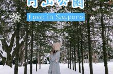 春节去哪儿high?当然是来北海道看雪啦~ 想玩雪又不想去远离市区的滑雪场,那么札幌市区的圆山公园一