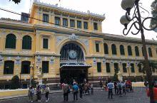 中央邮局又名西贡邮局,位于胡志明市中心,是胡志明市著名的地标建筑。         邮局至今仍在使用