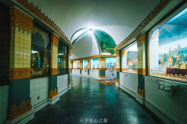 Maha Wizaya Pagoda3