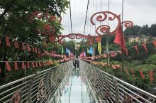 圣灵山玻璃桥