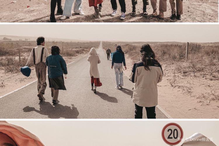 毛烏素沙漠3