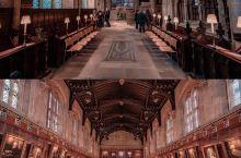 《哈利波特》取景地—— 牛津大学 基督堂学院  想当英国首相?那就来牛津大学吧……一句我朋友经常开玩